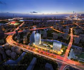 上海中建广场